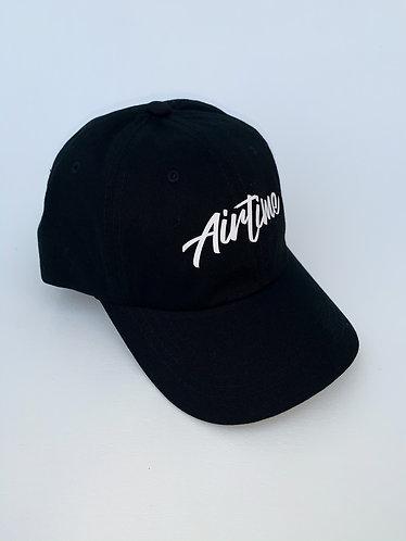 Script Dad Hat - Black