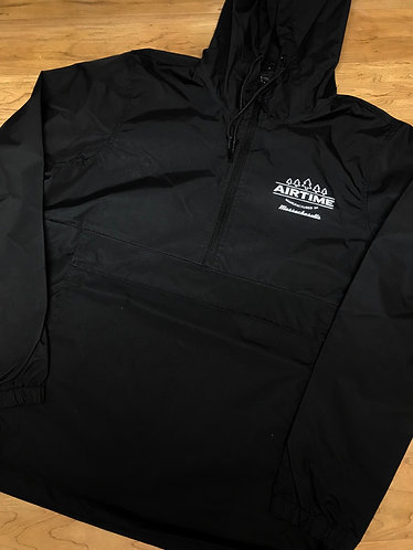Manufactured Anorak Jacket - Black