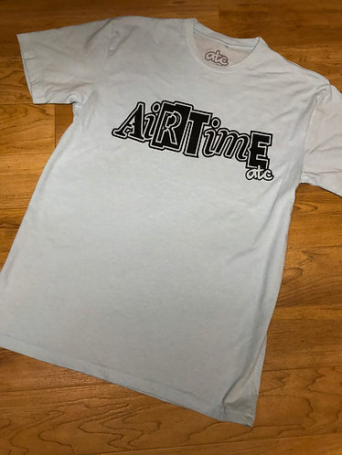 Grunge T-shirt - Powder Blue