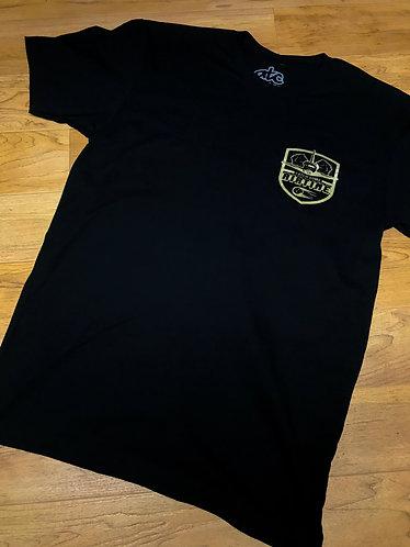 Airborne T-shirt- Black