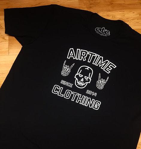 Rocking Skully -Tshirt