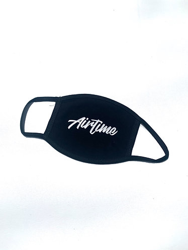Script Logo Mask