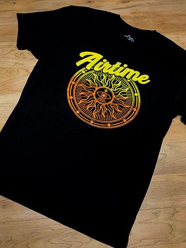 Sunshine Season T-shirt - Black