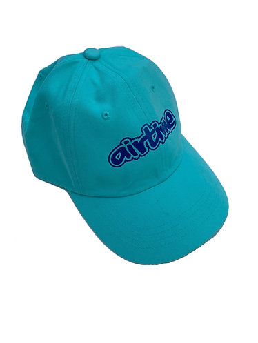 Big Air Dad Hat - Cyan/Blue