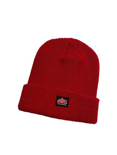 ATC Logo Beanie - Red
