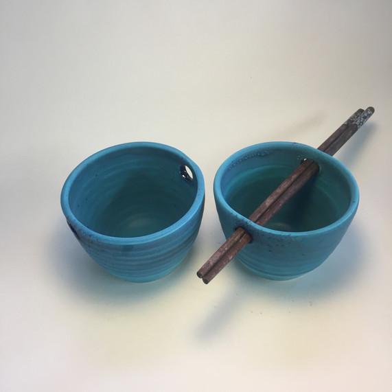 Rice Bowls.