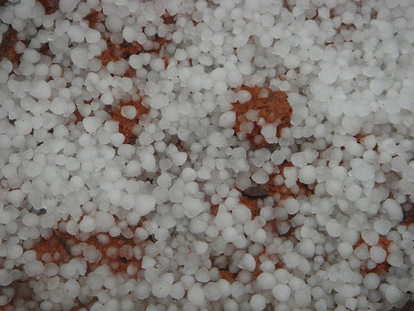 Calgary Hail Damage: What you can do right now.