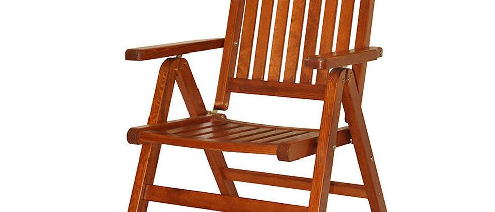 Кресло складное Fronto   7-положений спинки
