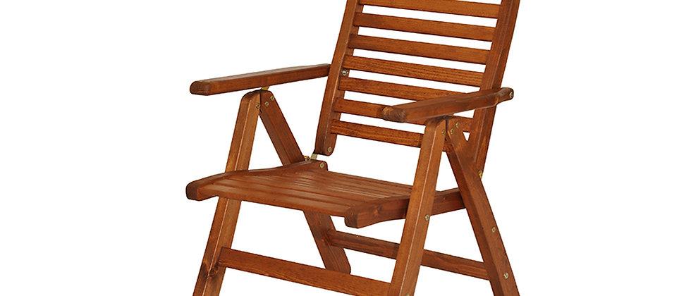 Кресло складное Atol                                          7-положений спинки