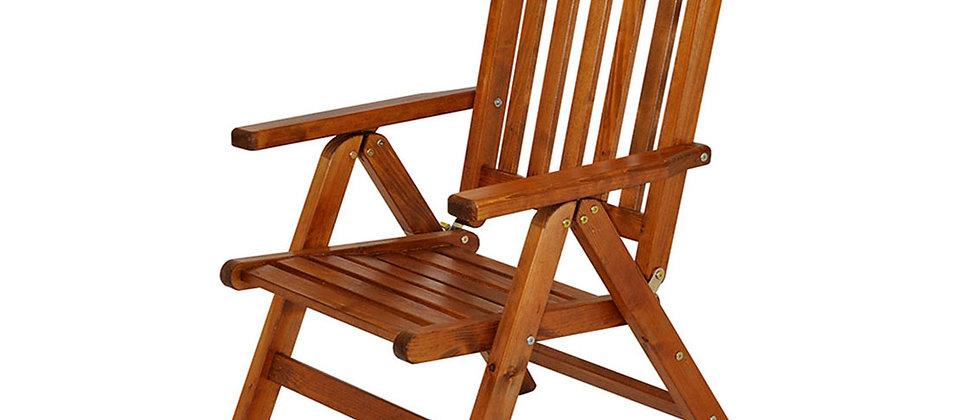 Кресло складное Liman 7-положений спинки