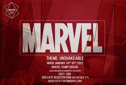 Marvel 2022 Red