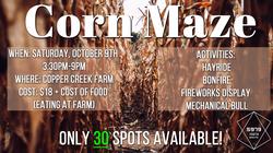 Corn Maze graphic