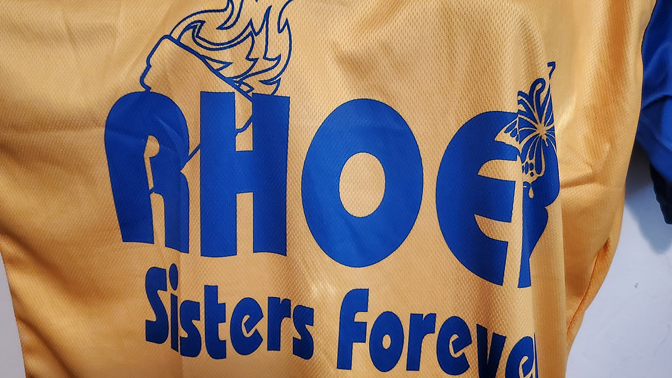 Rhoer Sisters 4ever Jersey