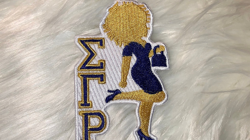 Sgrho lady patch
