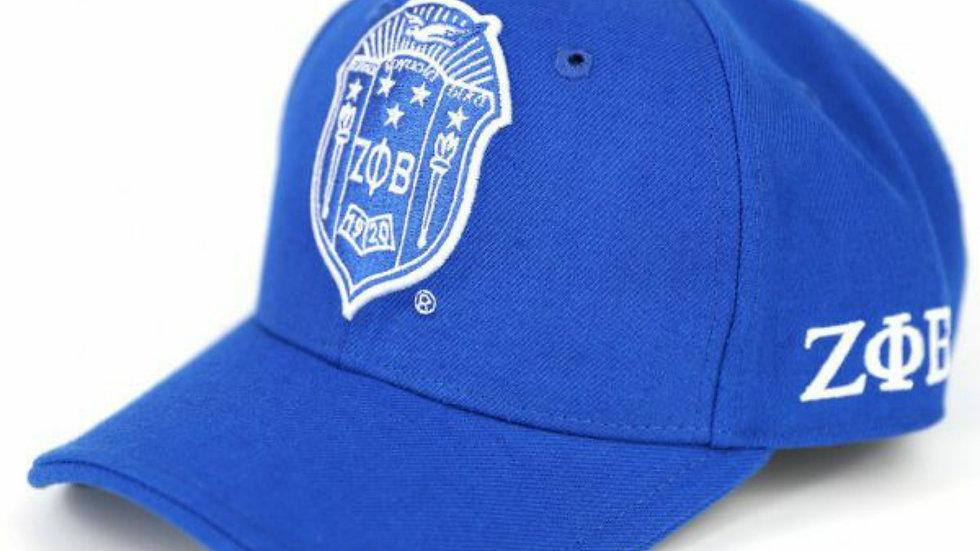Zeta shield hat