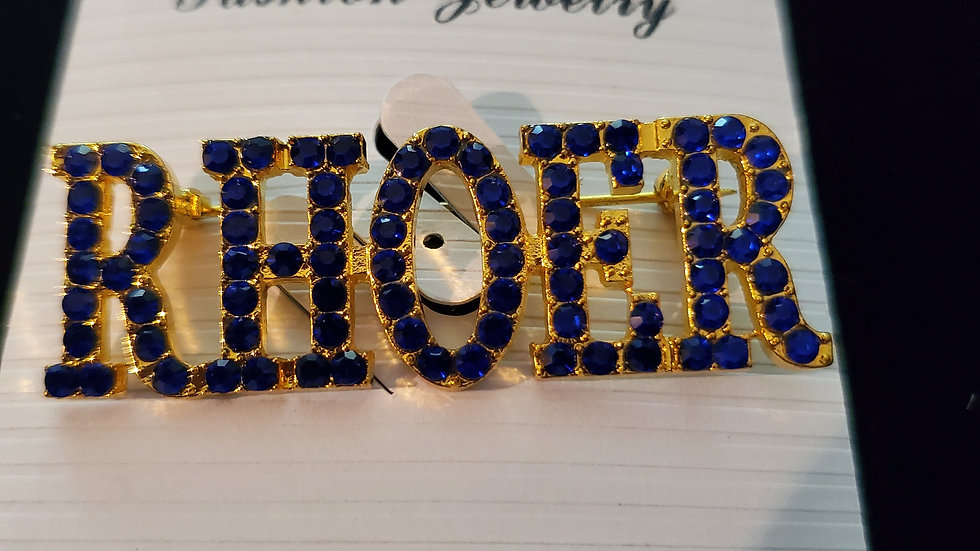 Rhoer Bling Pin
