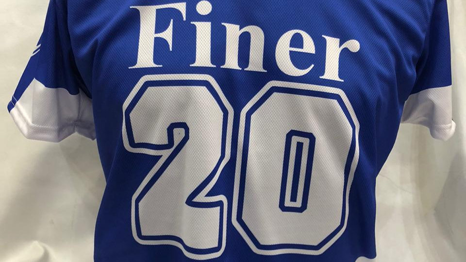 Zeta Finer 20 Shirt