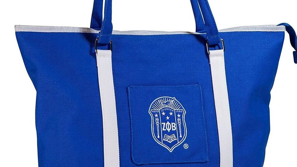 Zeta Canvas Bag