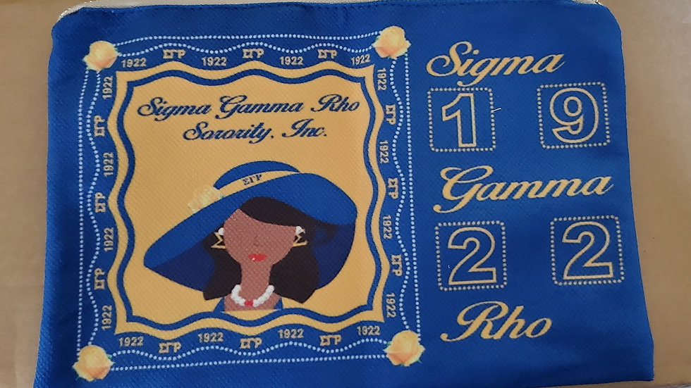 Sgrho Cosmetic Bag
