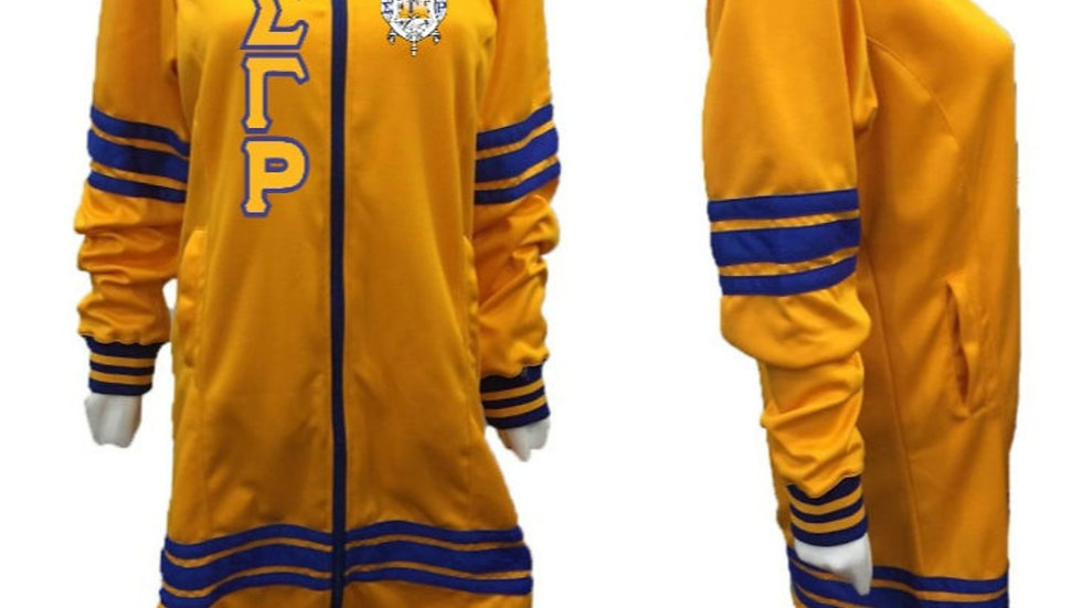 Sgrho New Long Jacket (PREORDER)