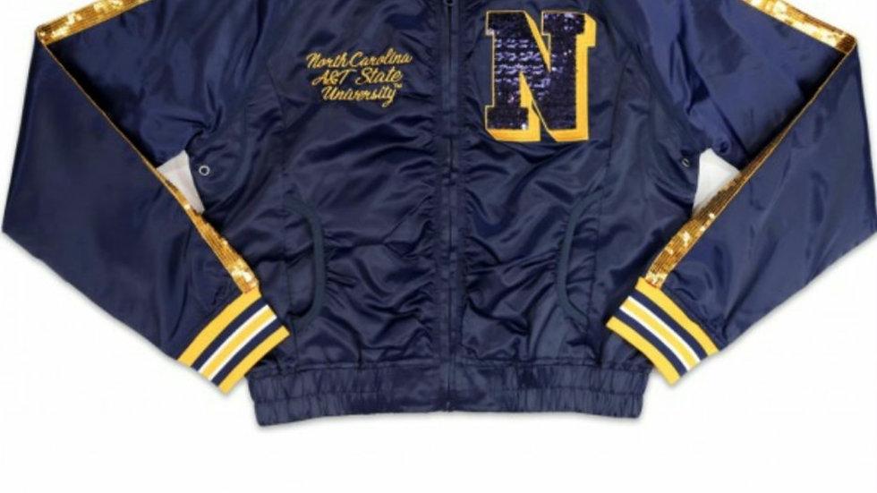 NC Aggies Sequin Jacket
