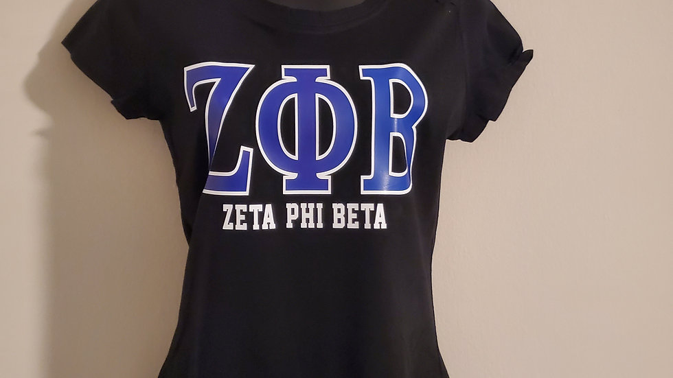 Zeta Tshirt