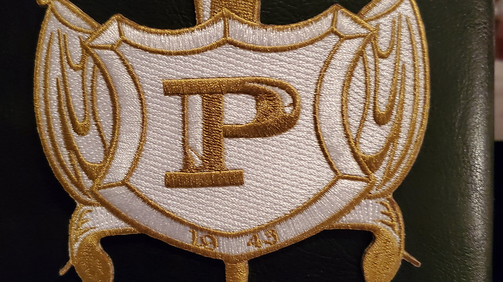 Philo old Gold 4 1/2 Patch