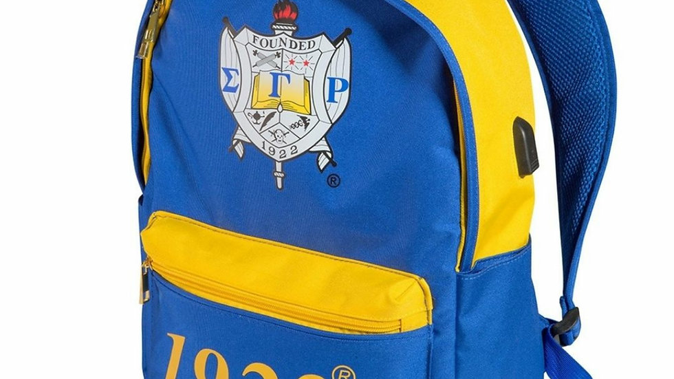 Sgrho Backpack/ With charger port