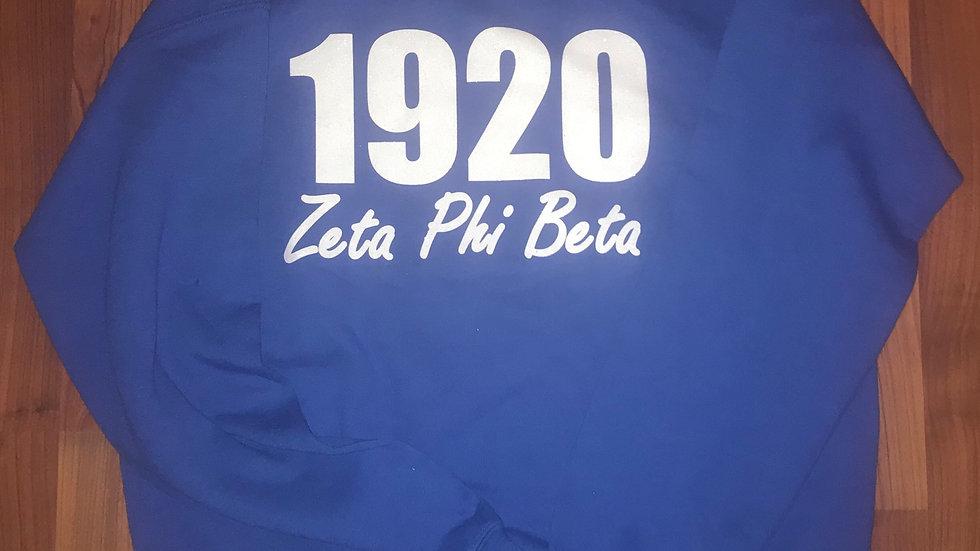 Glitter 1920 Sweatshirts