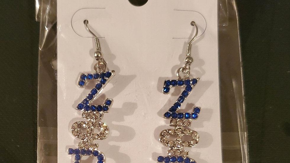 Zeta Bling Earrings
