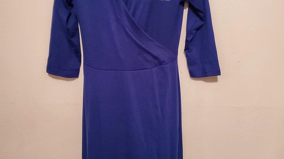 Zeta New Blue Dress