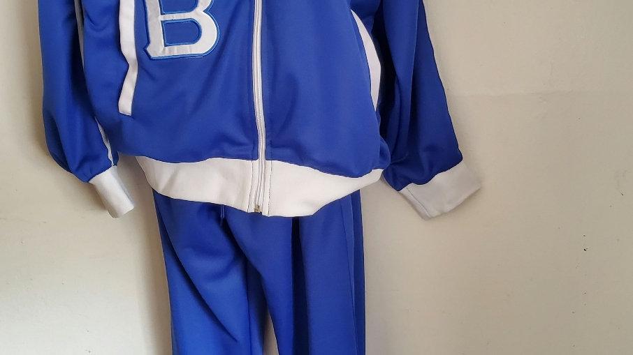 Zeta New Track Suit/ yr pants