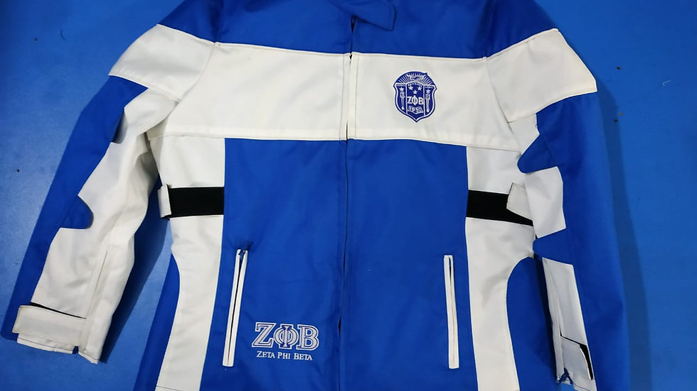 Zeta Finer Womanhood Jacket