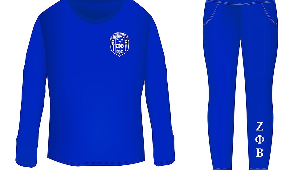 Zeta New 2pc Jogging Suit