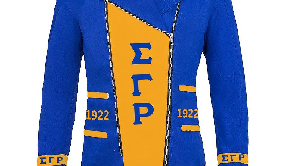 Sgrho RaceCar Jacket