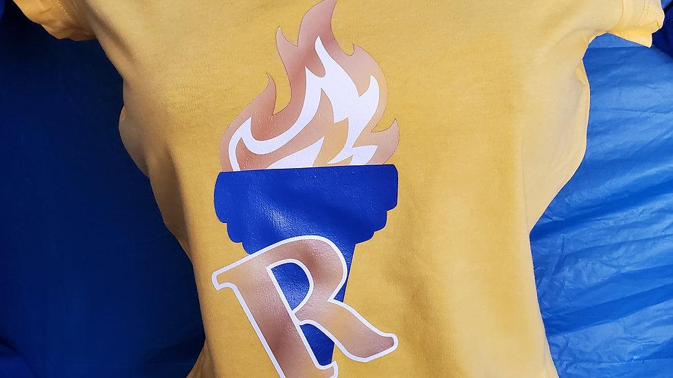 Rhoer Gold Torch Shirt