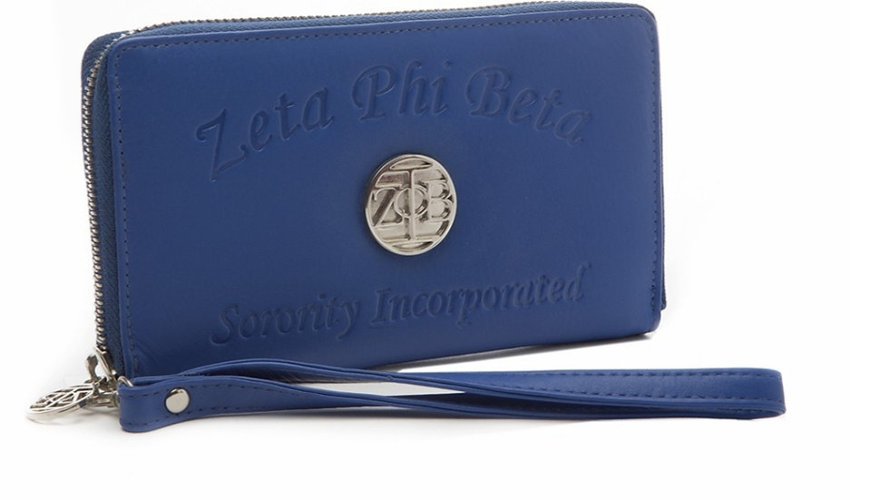 Zeta Leather Wallet