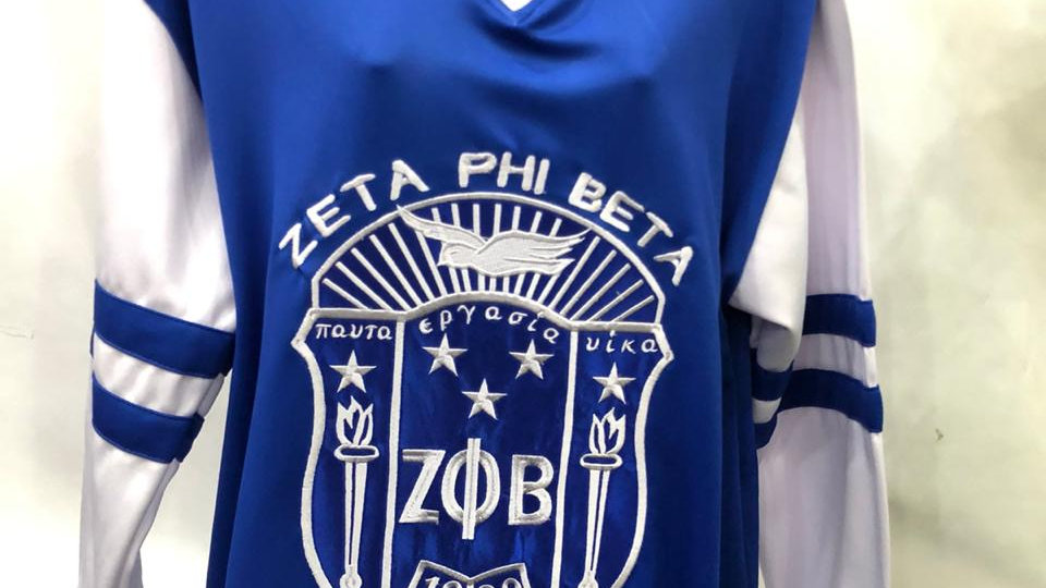 Zeta Shield Long Sleeve Sweater