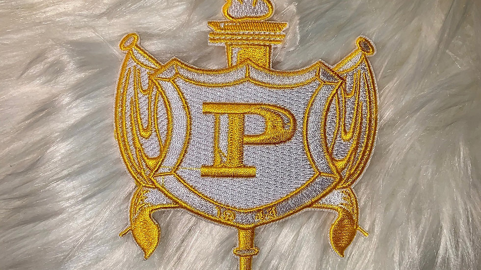 Philo patch 3 1/2 Inches