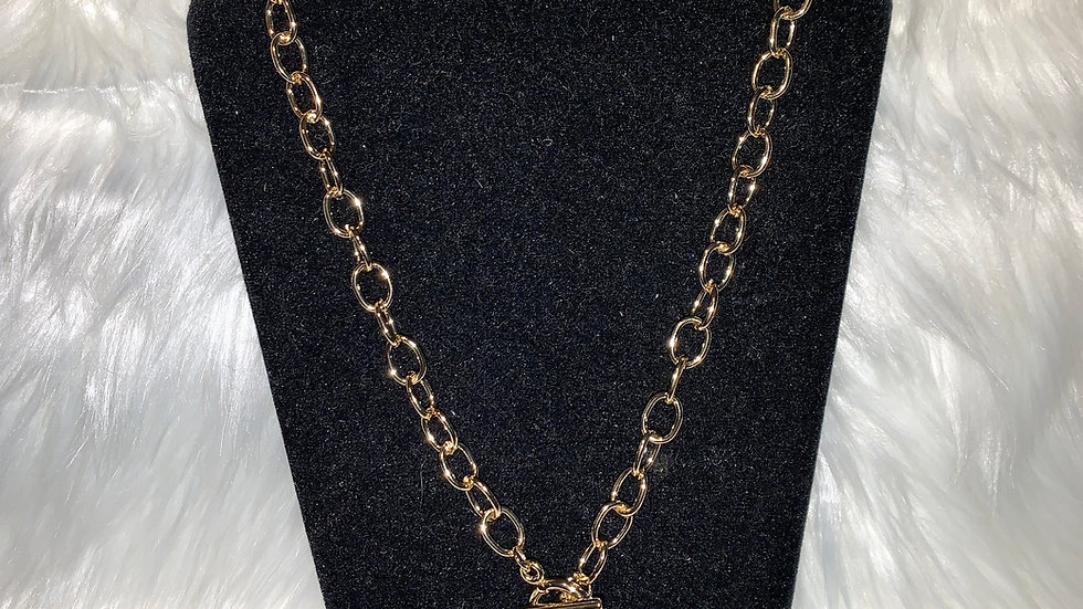 Sgrho chain necklace