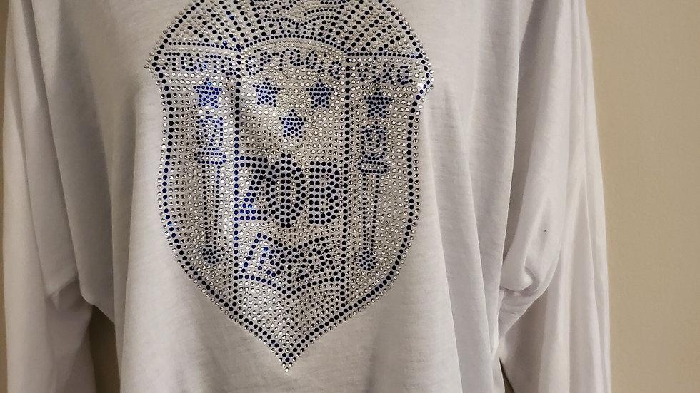 Zeta Shield Off Shoulder Shirt