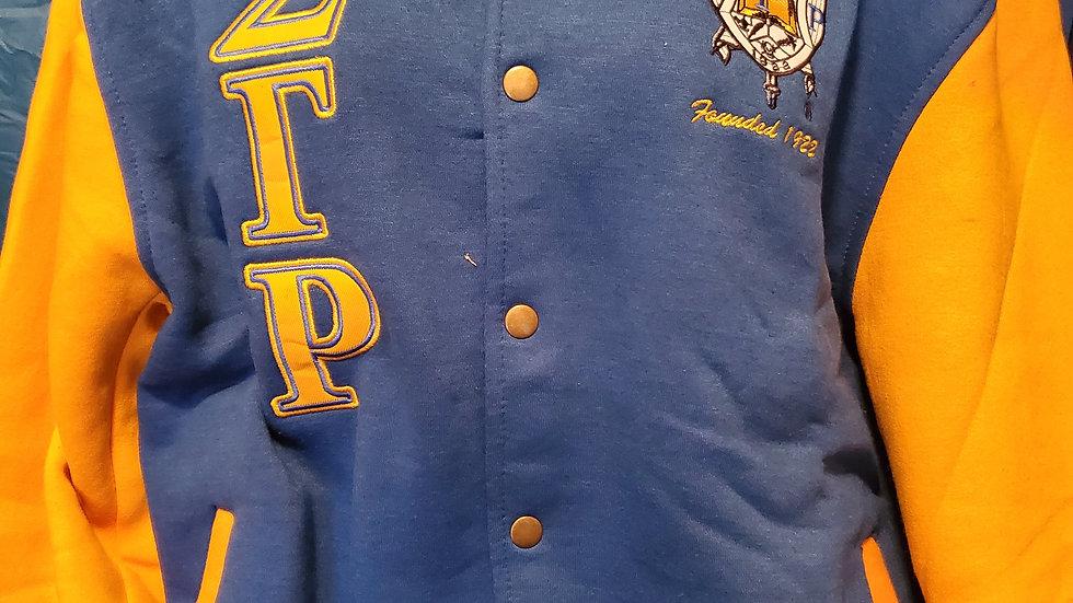 Sgrho New Fleece Jacket