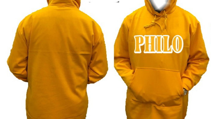Philo NEW Hoodie Dress (PREORDER)