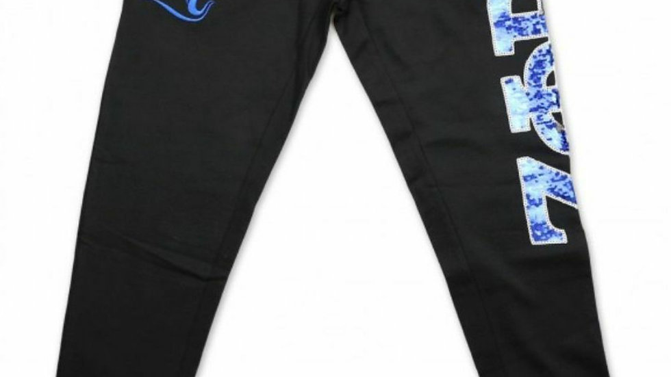 Zeta Black Jogging Pants