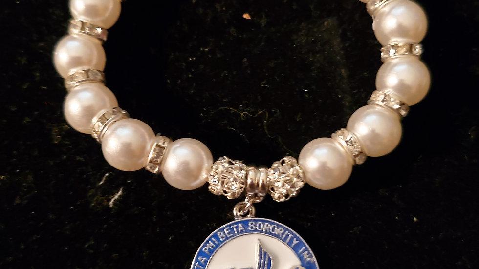 Zeta Dove Bling Bracelet