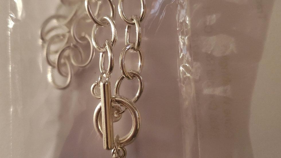 Zeta 1920 Chain Bracelet