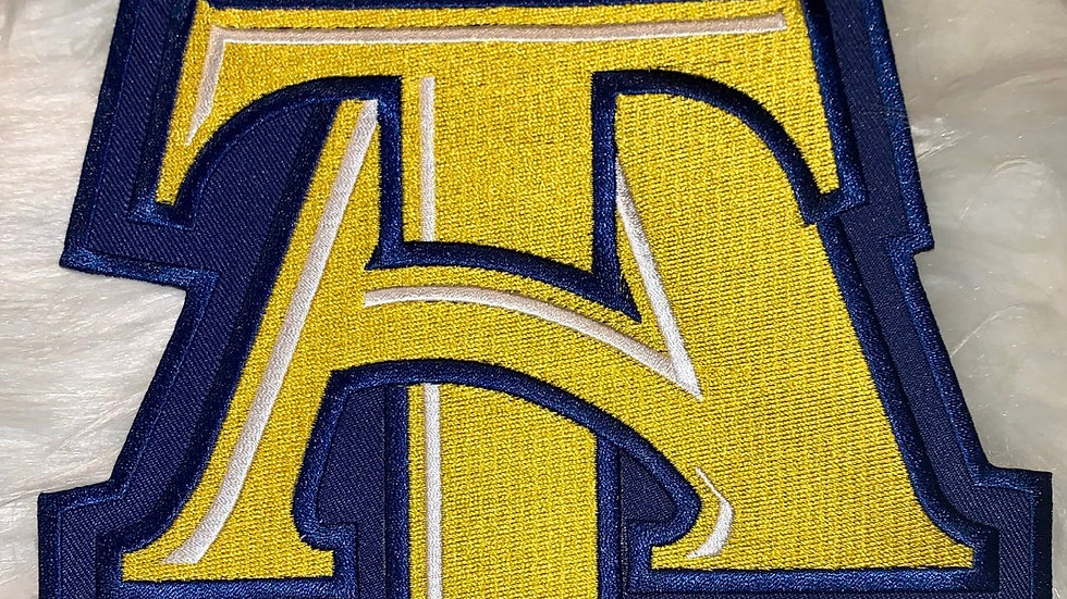 A&T 3 1/2 inch patch