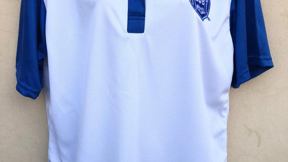 Zeta White Polo Shirt