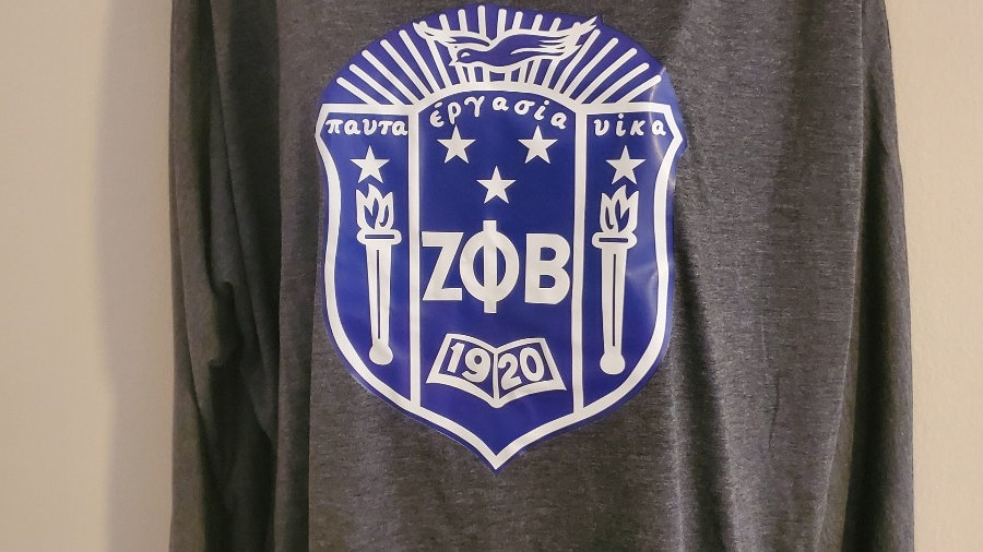 Zeta Shield Off Shoulder Shirt