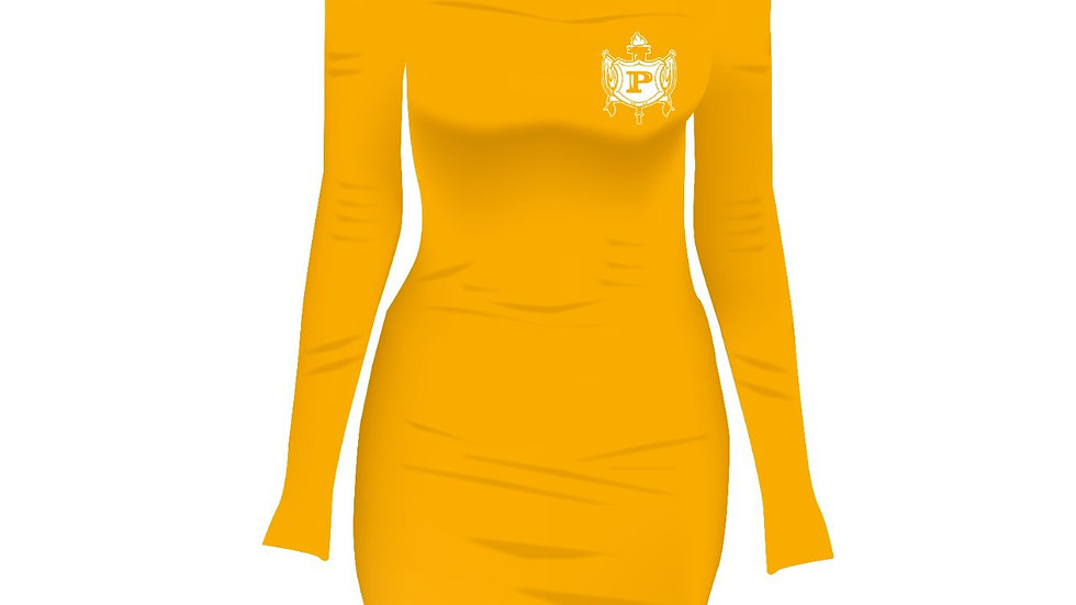 Philo Long Sleeve Dress (PREORDER)